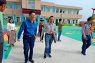 芜湖市三山区人大常委会视察调研新改建公办幼儿园