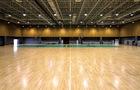 香港中文大学(深圳)体育馆运动实木地板与泳池铺装案例