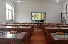 柳林职中建成柳林县首个智慧书法教室