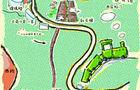 """重庆高校""""萌""""版地图出炉 争相""""卡哇伊"""""""