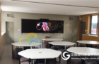 公明玉律小学3D裸眼黑板智能教室