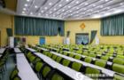 北京丰台分院礼堂安装航点新风系统