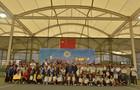 云南省第十五届运动会(大学组)网球比赛圆满结束