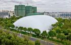 约顿气膜上海第五座气膜馆落成启用