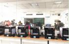 技术+理论,江苏威宝仕3D打印创客活动进学校