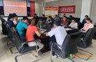 西南林业大学校长郭辉军到湿地学院调研指导就业工作
