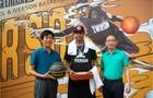 籃球巨星艾弗森走進華師初中,現場教學激勵學子觸摸國際星未來
