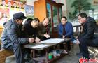 温店镇学区走访166个建档立卡贫困家庭