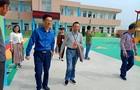 蕪湖市三山區人大常委會視察調研新改建公辦幼兒園