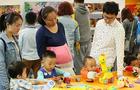 专属孕妈及亲子家庭的体验嘉年华,2019上海玩博会强势袭来!
