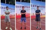 西安交大在第31届世界大学生运动会田径选拔赛中获得佳绩