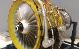 航空發動機教具渦扇發動機CFM56-7B發動機模型 解剖拆裝發動機元器件實訓裝置
