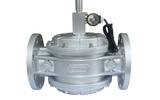 DN80常闭型燃气紧急切断阀 四川天然气电磁阀技术参数