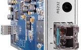RENSTRON高清混合矩陣切換器單路Fiber光纖輸入卡RIF-S-A無縫切換矩陣板卡