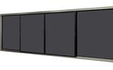 Howeasy Board 组合式推拉压感黑板