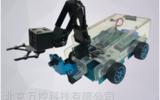 經濟型機械臂小車