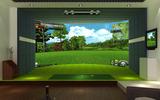 供应模拟高尔夫设备_高尔夫模拟器_室内迷你高尔夫