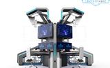 巧夺天工科技 数据分析展示中心 ED-SP9108 科技感数据展示操作台