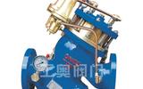 YQ980010型過濾活塞式預防水擊泄放閥