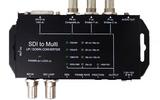 SDI to Multi高清轉換器SDI轉HDMI DVI CVBS 分量 AV