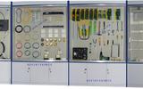 网络综合布线系统器材玻璃展柜