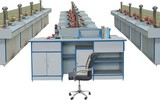 財會模擬實驗室、工程制圖實驗室、鉗工實驗室設備、模擬銀行實驗室設備、電算化實驗室設備