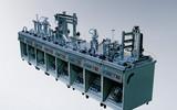 模块化柔性制造系统(8站)