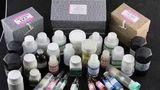 甲醇中16种挥发性有机物溶液标准物质