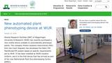 移动式PlantScreen植物表型成像分析平台