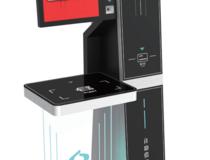 RFID高频自助借还办证一体机(新款)+图书馆自助式硬件服务+ZT2000-D+人脸识别、多本借还办证、自助服务