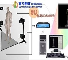 三维人体测量分析解决方案(人机工程)