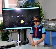 亮风台AR实验平台落地河北师范大学