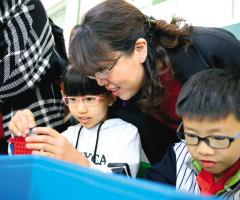 大东区:推行本真教育 回归教育原点
