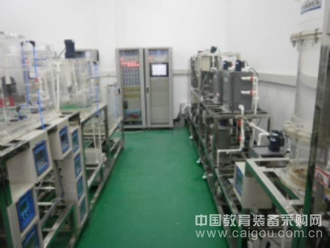 MCE10綜合性污水處理實訓系統