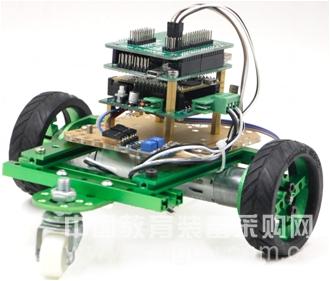 少年机器人创客教育二级课程标准套件