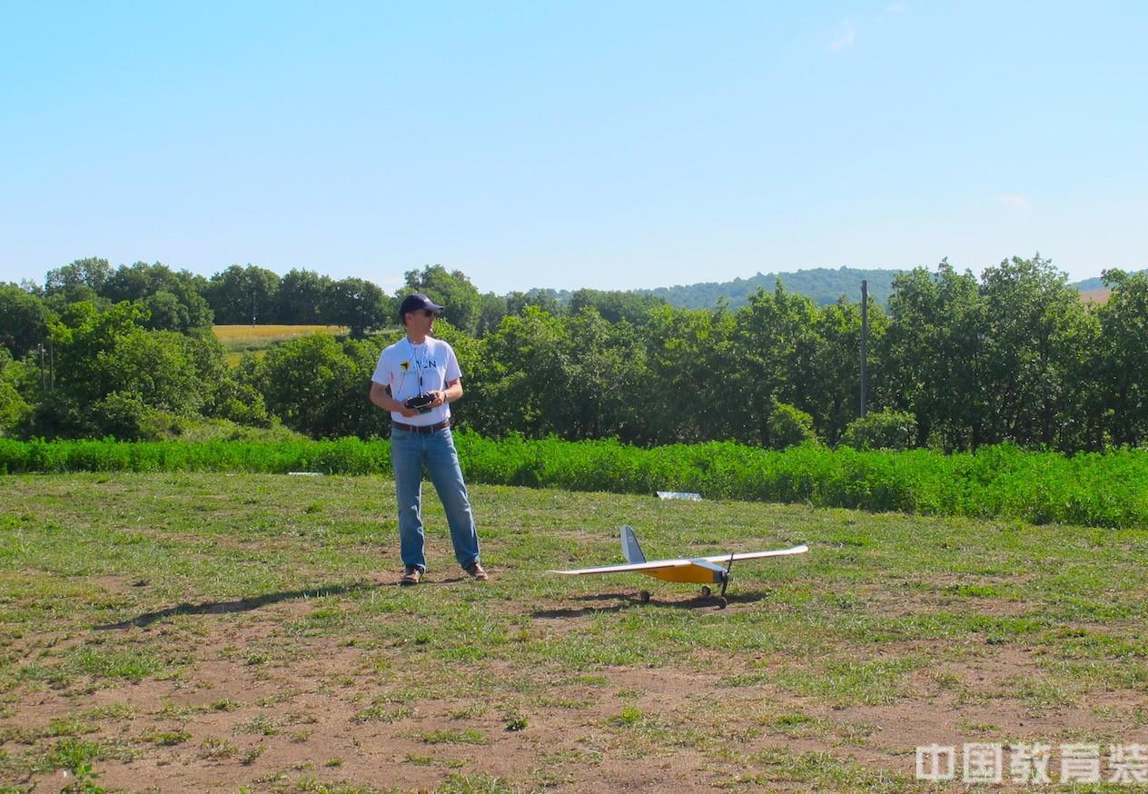 易科泰与BCN无人机遥感中心达成战略合作