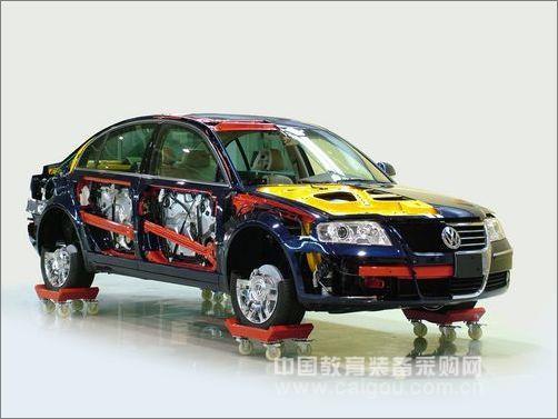YUY-JP08 帕薩特整車解剖模型