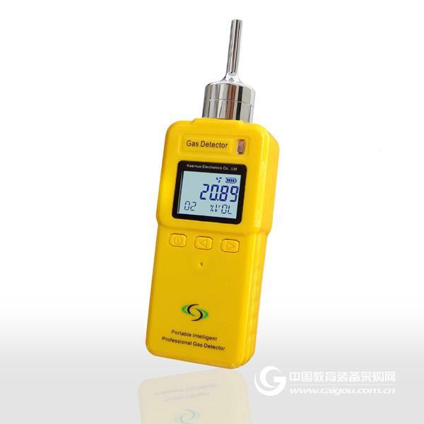 泵吸式氟气检测仪 便携式氟测试仪