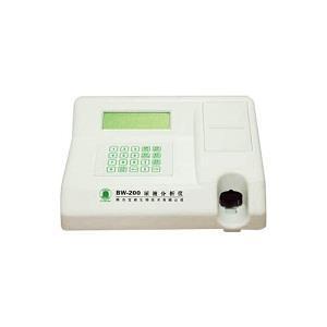 正品尿液分析仪品牌宝威BW-200现货发售
