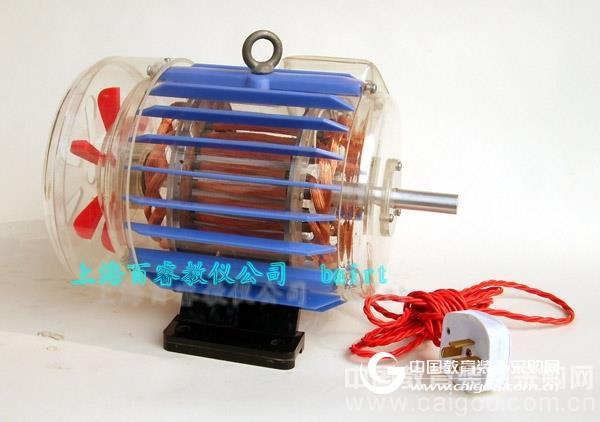 BR-M00 透明演示用电机模型
