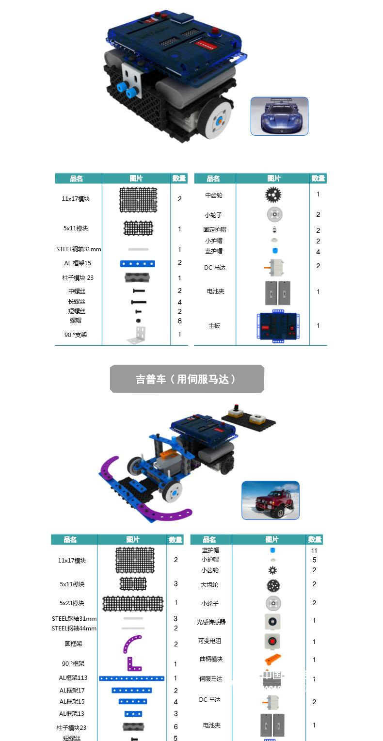 韩端教育机器人MRT-Duino图形化编程教具