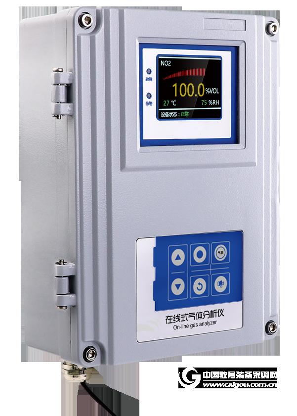 泵吸式氢气分析仪/在线泵吸式分析仪/高浓度氢气分析仪