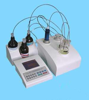 FA-KF-4型全自动水份测定仪,卡尔费休水分测定仪