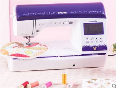 繡花縫紉一體機 NQ3500D