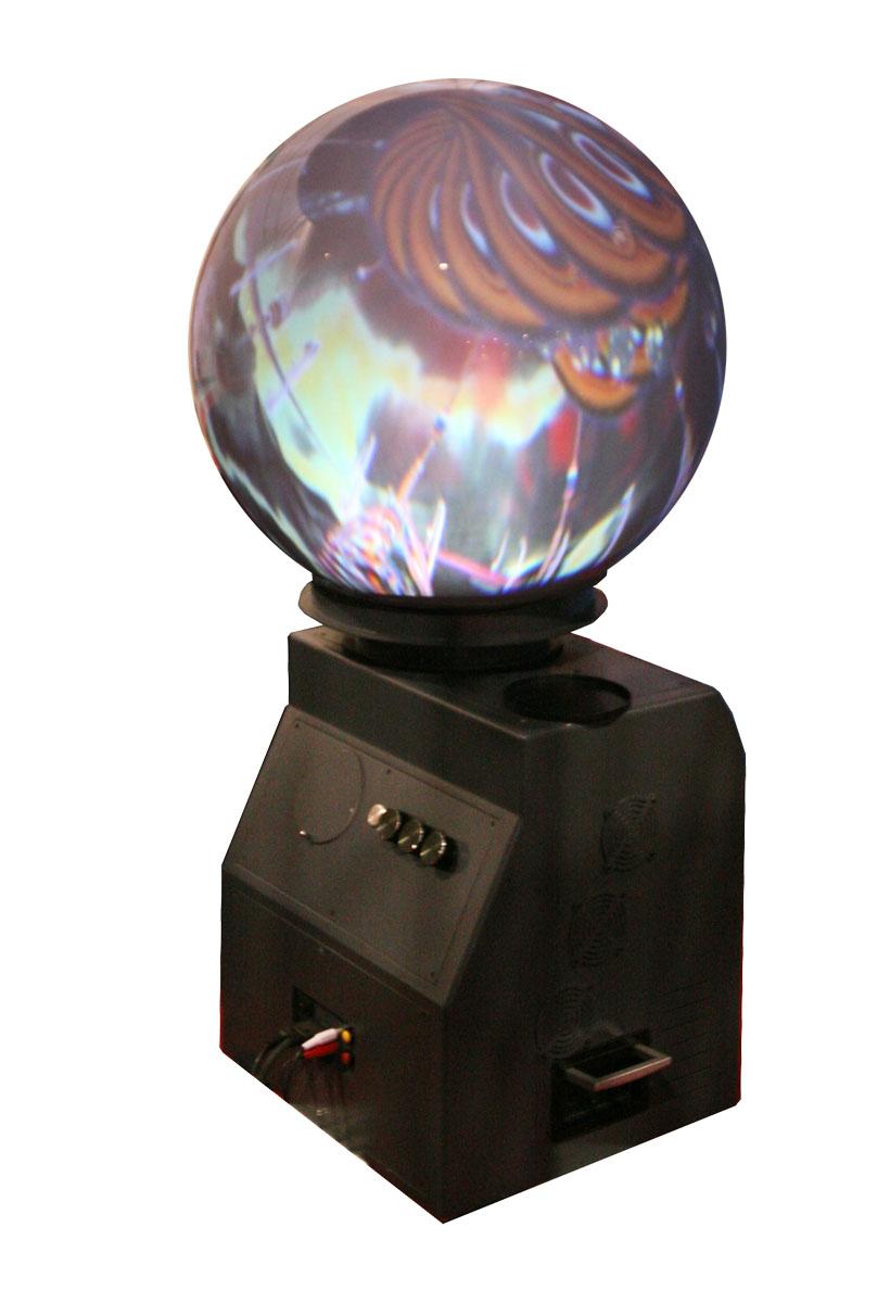 多媒體球幕演示儀(數碼星球)
