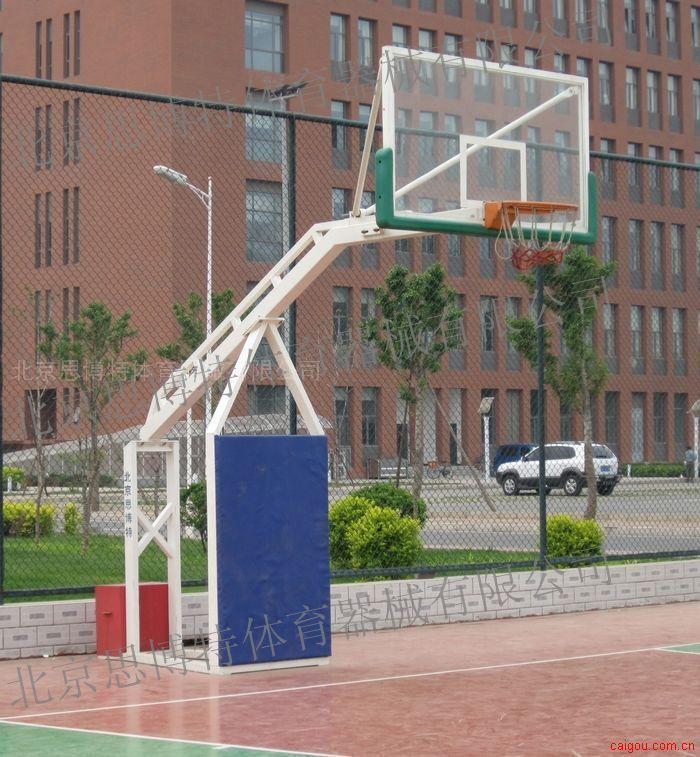 配重式篮球架