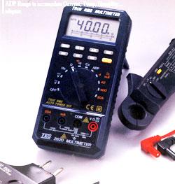 真均方根值数字式电表TES-2620