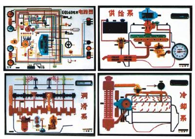 普桑油路电路图