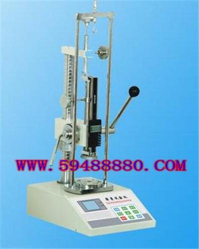 电子数显弹簧拉压试验机 型号:UJN01/HT-20