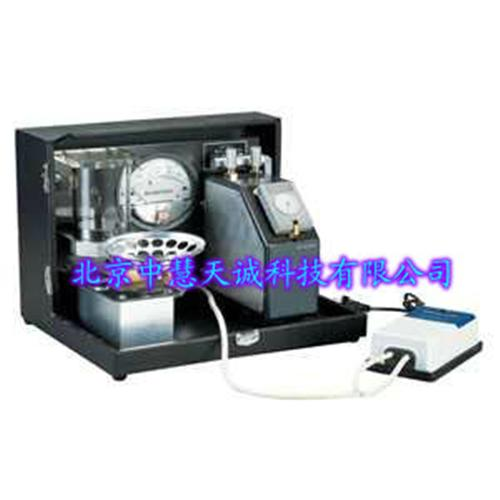 便携式棉纤维气流仪/马克隆值仪型号:CTY-175